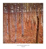 Forest of Beeches, c.1903 Art Print