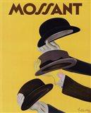 Chapeau Mossant Art Print