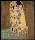 The Kiss, c.1908 Art Print
