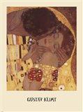 The Kiss, c.1908 (detail) Art Print