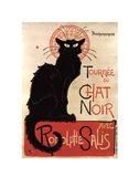 Tournee du Chat Noir Art Print