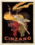Cinzano, 1920 Art Print