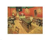 The Night Cafe in the Place Lamartine in Arles, c.1888 Art Print