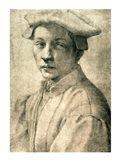 Portrait of Andrea Quaratesi, c.1532 Art Print