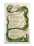 The Divine Image, from Songs of Innocence, 1789 Art Print