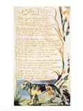 The Tyger, from Songs of Innocence Art Print