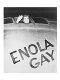 Tibbets Enola Gay Art Print
