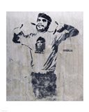 Che and Fidel, Norway Art Print