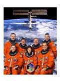 Atlantis Crew Art Print