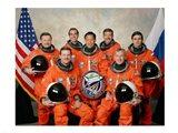 Atlantis STS-106 Crew Art Print