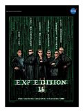 Expedition 16 The Matrix Crew Poster Art Print