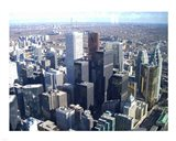 Skyline Toronto Art Print