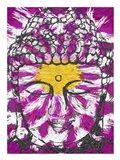 Lotus Buddha Art Print