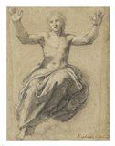 Christ in Glory Art Print