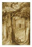 La Verna: The Chapel of the Blessed Giovanni della Verna Art Print