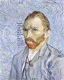Great Things -Van Gogh Quote 3 Art Print