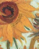 Small Things - Van Gogh Quote 2 Art Print