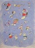 Sky Blue, c.1940 Art Print
