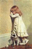 In Disgrace, 1885 Art Print