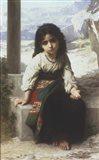 Petite Mendiante, 1880 Art Print
