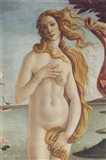 Birth of Venus, Venus Art Print