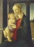 Madonna and Child, 1467 Art Print
