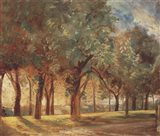 The Judges' Walk, Hampstead Art Print