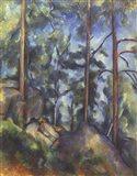 Pines, 1896-99 Art Print
