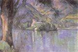 Le Lac Annecy Art Print