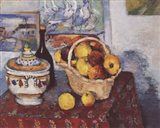 Still Life with Soup Tureen Art Print