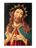 Ecce Homo, or The Redeemer, c.1474 Art Print
