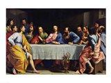 The Last Supper, 1648 Art Print