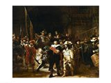 The Nightwatch Art Print