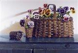 May Baskets Art Print