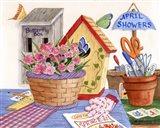 Butterfly Box Art Print
