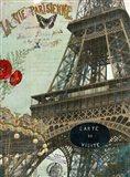 La Vie Parisienne Art Print