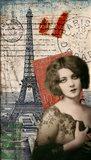 Paris Memento Art Print
