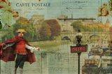Paris Revealed Art Print