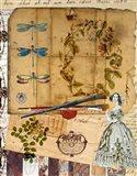 Artist Botanique Art Print