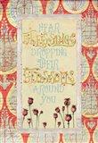 Blessings Like Blossoms Art Print