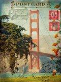 San Francisco CA Art Print