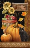 Autumn Apples Art Print