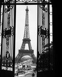 1920s Eiffel Tower Built 1889 Art Print