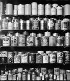 1920s 1930s 1940s Tin Cans And Containers Art Print