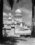 The Capitol Building Havana Cuba Art Print