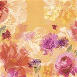 Vintage Floral II Art Print