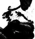 Ink Blot III Art Print
