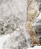 Scattered Rocks II Art Print
