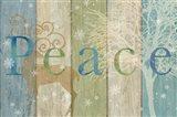 Woodland Peace Art Print