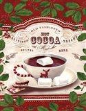 Hot Cocoa Old Fashioned Art Print
